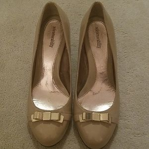 Solesenseability heels.